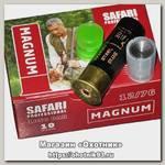 Патрон 12х76 Магнум-К Safari 000