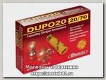 Патрон 20х70 DDupleks пуля Dupo 20гр