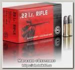 Патрон 22 LR Geco Rifle 2,6гр (50шт)