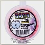 Пенопластовые шарики 100 Поклевок слива 30мл