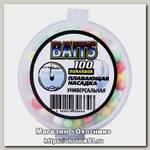 Пенопластовые шарики 100 Поклевок универсальные 30мл
