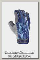 Перчатки Buff Figthing work gloves mirage blue