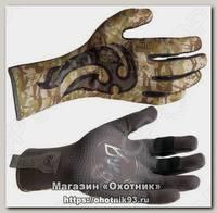 Перчатки Buff Sport series mxs bs maori hook хаки/кмф