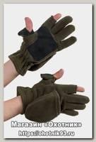 Перчатки Хольстер Охотника зеленый
