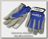 Перчатки Owner рыболовные голубой