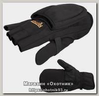 Перчатки-варежки Norfin Softshell флисовые
