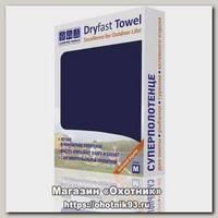 Полотенце Camping World Dryfast Towel р.М 60х120см темно-синий