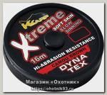 Поводковый материал Trabucco K-Karp DT xtreme soft camo green 16м 25lb