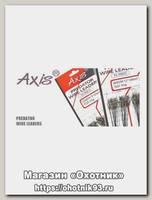 Поводок AXIS метал.в нейл Interlock 12кг 23см 72шт