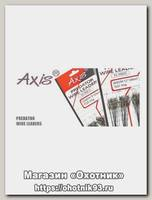 Поводок Axis метал,в нейл interlock 9кг 30см 1/72шт