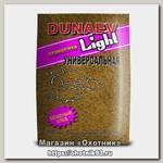 Прикормка Dunaev-Light 0,75кг универсальная
