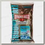 Прикормка Dynamite Baits Sea ground bait sardine 1кг