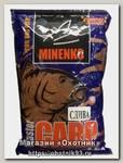 Прикормка MINENKO Master carp слива