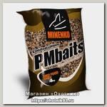 Прикормка MINENKO PMbaits big pack ready to use bird food spicy 4кг
