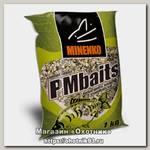 Прикормка MINENKO PMbaits big pack ready to use crushed natural big fish mix