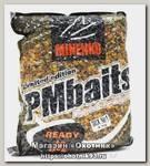 Прикормка MINENKO PMbaits big pack ready to use crushed natural конопля+кукуруза