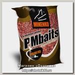 Прикормка MINENKO PMbaits big pack ready to use crushed spod mix red
