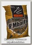 Прикормка MINENKO PMbaits Groundbaits 1кг carp method mix