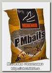 Прикормка MINENKO PMbaits Groundbaits 1кг halibut
