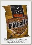 Прикормка MINENKO PMbaits Groundbaits 1кг spod mix aroma free