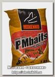 Прикормка MINENKO PMbaits Groundbaits 1кг strawberry