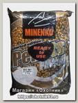 Прикормка MINENKO PMbaits ready to use spod mix №1 4кг strawberry