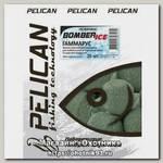 Прикормка Pelican Bomber-ice гаммарус