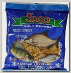 Прикормка Sensas 3000 0,5кг Bream natural зимняя готовая