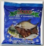 Прикормка Sensas 3000 0,5кг Perch red зимняя готовая