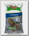 Прикормка Sensas 3000 Feeder Club 1кг