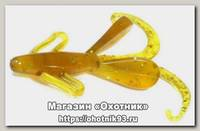 Приманка Reins Hog tiny 2'' цв.430 motor oil gold FLK уп 10шт