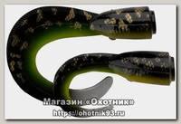 Приманка Savage Gear 3D LB eel tails 17см 06-burbout 2шт