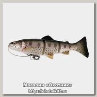 Приманка Savage Gear 3D Line Thru Trout 15cm 35g SS 01-rainbow