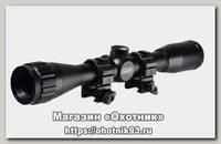 Прицел Leapers UTG 4х32 Full Size AO Mil-dot с кольцами