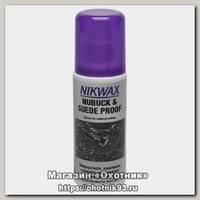 Пропитка Nikwax Nubuck Suede Spray
