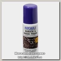 Пропитка Nikwax Nubuck Suede замша кожа