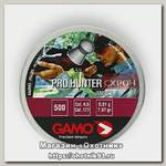 Пульки Gamo Hunter 4,5мм 0.49г 250шт
