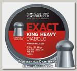 Пульки JSB Exact King Heavy diablo 6.35мм 2,2гр 300шт