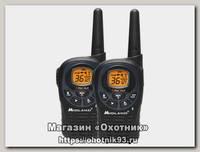 Радиостанция Midland LXT-325 аккумулятор+з/у 2шт в комплекте