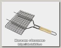 Решетка Хозлидер для барбекю эконосм 290х190х18мм