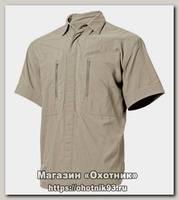 Рубашка Harkila Tuuli short sleeved stone