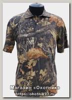 Рубашка ХСН короткий рукав лес
