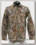 Рубашка ХСН рыбака-охотника дубок