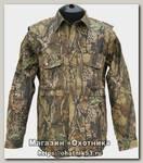 Рубашка ХСН рыбака-охотника лес