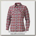 Рубашка Marmot Wm`s Southshore flannel ls dark red