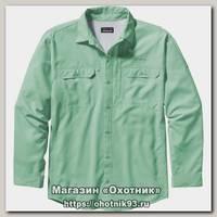 Рубашка Patagonia Sol patrol long sleeves alpha green