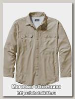 Рубашка Patagonia Sol patrol long sleeves bleached stone