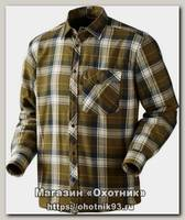Рубашка Seeland Moscus mossy green check
