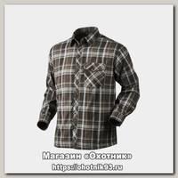 Рубашка Seeland Vick faun brown check