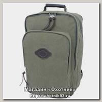 Рюкзак Acropolis РО-5 охотничий брезентовый 50*23*29см